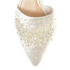 Vince Camuto Shoes - IMAGINE VINCE CAMUTO CASELE PEARL MULE